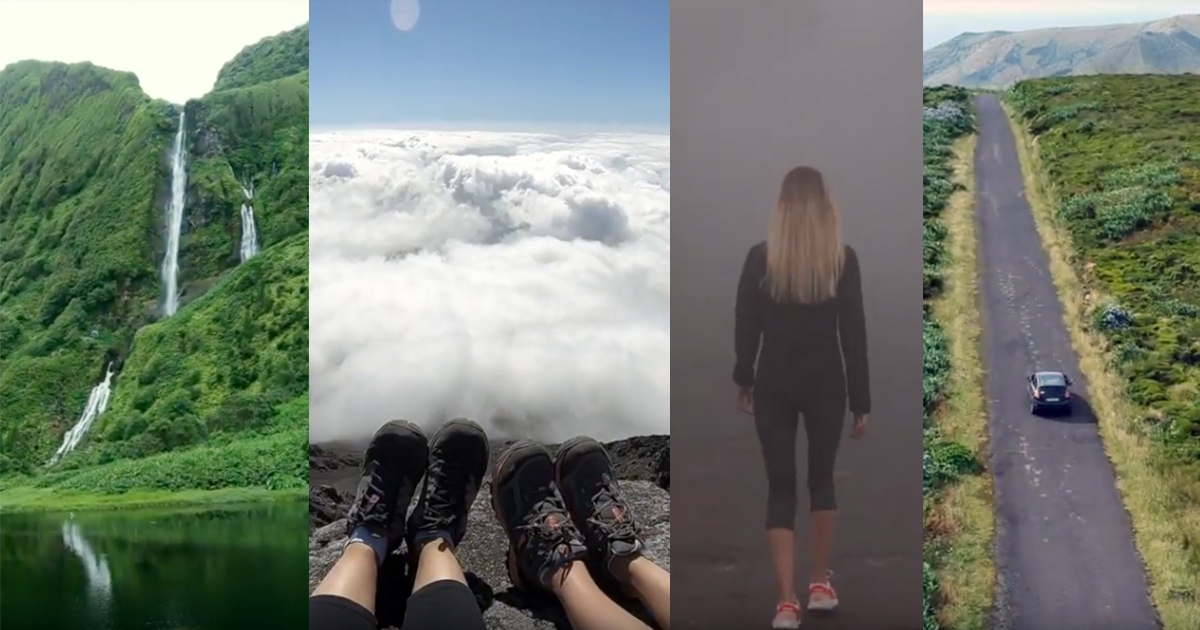 Açores: 15 dias, 6 ilhas, 7 voos, 4 barcos, 2 mulheres e inúmeros momentos de felicidade