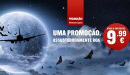 Promoção de Halloween: Voos para os Açores desde 9,99€