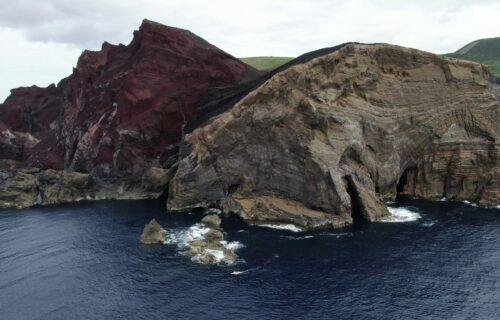 Imagens incríveis do Vulcão / Ponta dos Capelinhos, Ilha do Faial