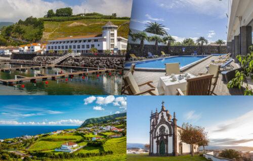 São Miguel | Povoação & Ponta Delgada: voos + hotéis + viatura