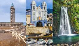 Novos pacotes de viagem premium com destino Açores