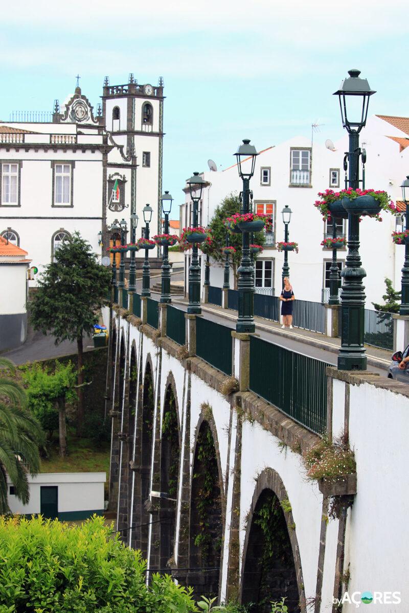 Ponte 7 Arcos Vila do Nordeste