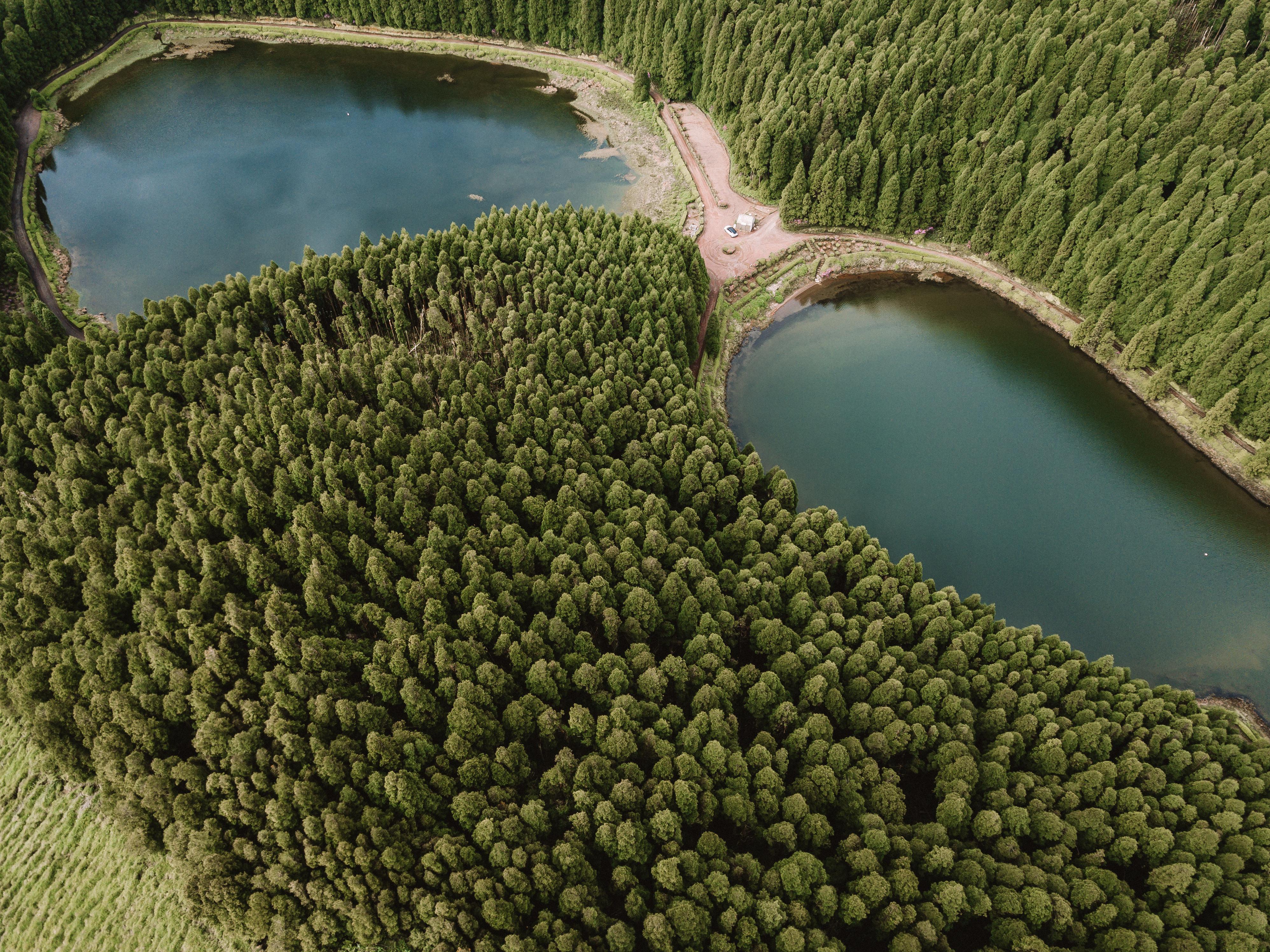 Lagoa das Empadadas – Vista Aérea