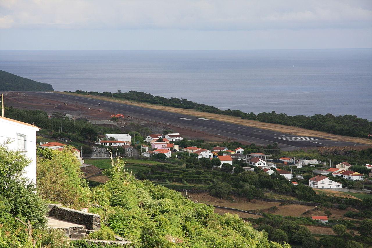Aeródromo São Jorge - Açores