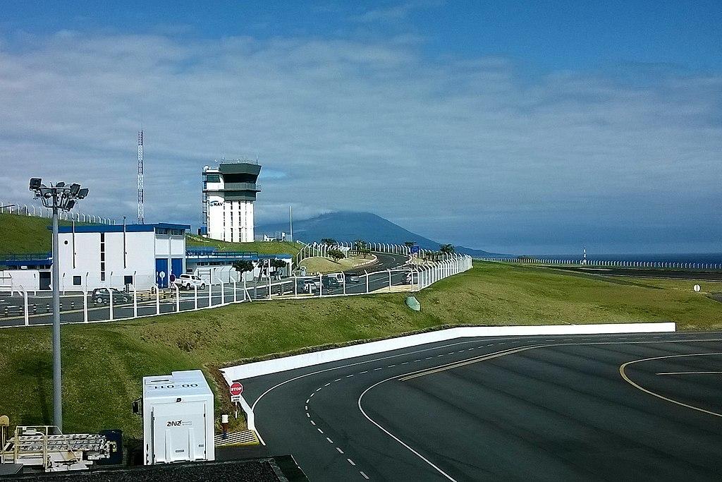 Aeroporto da Horta, Ilha do Faial