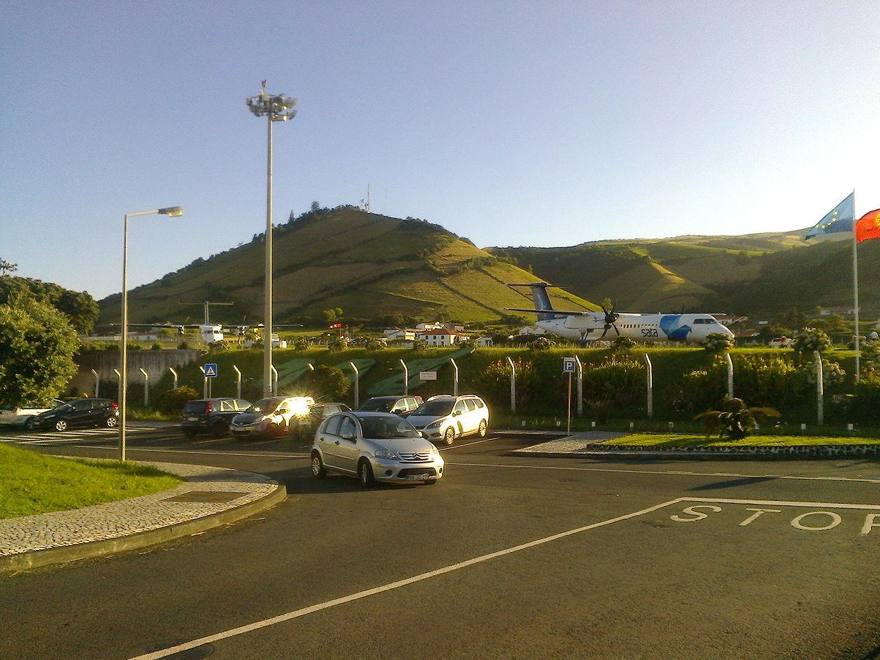 Aeroporto das Flores - Açores
