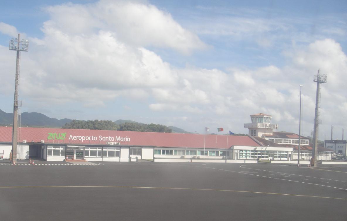 Aeroporto de Santa Maria, Açores