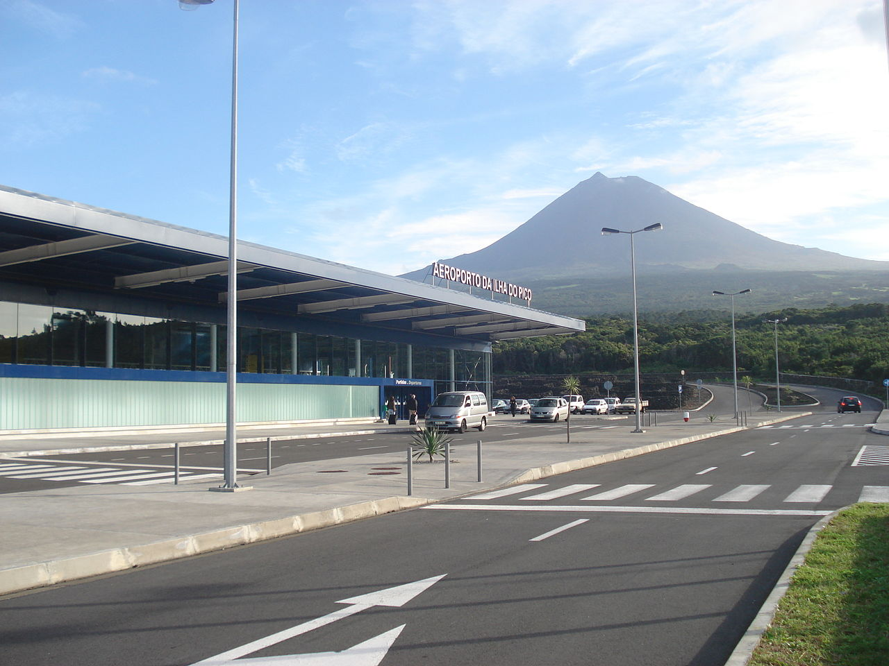 Aeroporto do Pico, Açores