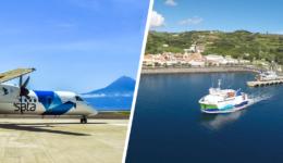Como viajar entre ilhas dos Açores