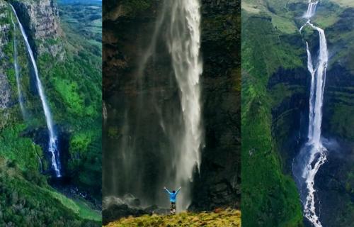 Um dos vídeos mais incríveis da Ilha das Flores, nos Açores