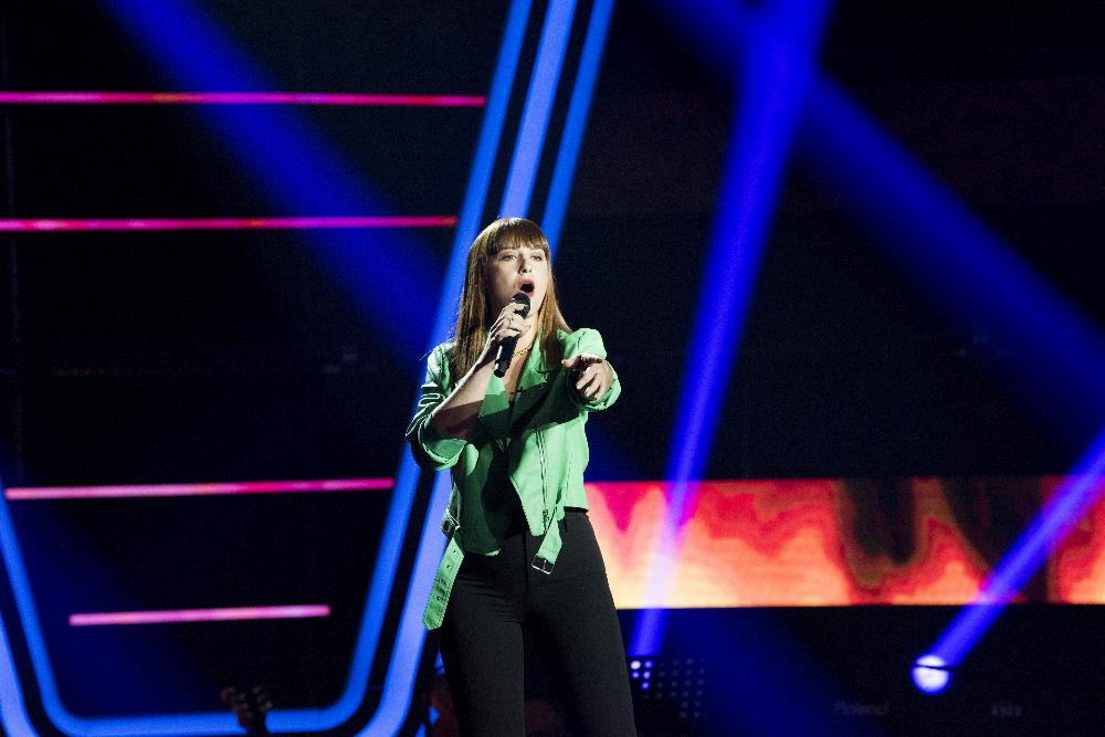 Marisa Oliveira - The Voice Portugal - Açores