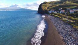 Praia do Almoxarife – Ilha do Faial