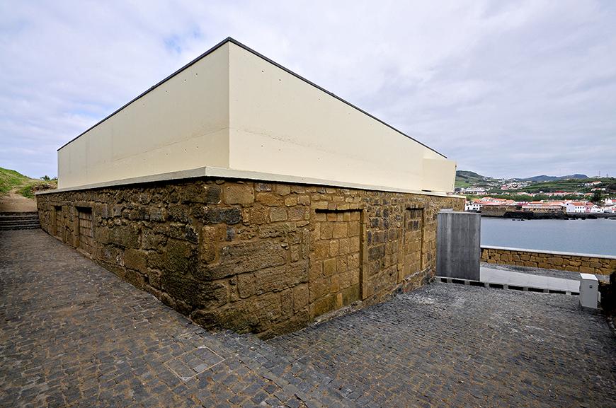 Aquário de Porto Pim - Faial , Açores