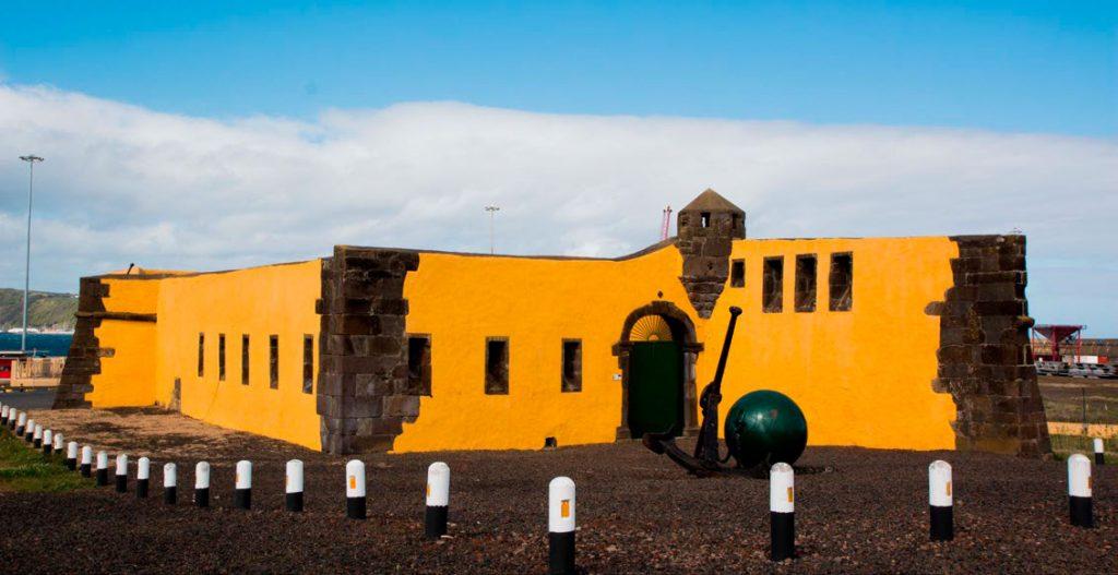 Forte de Santa Catarina - Cabo da Praia - Ilha Terceira, Açores
