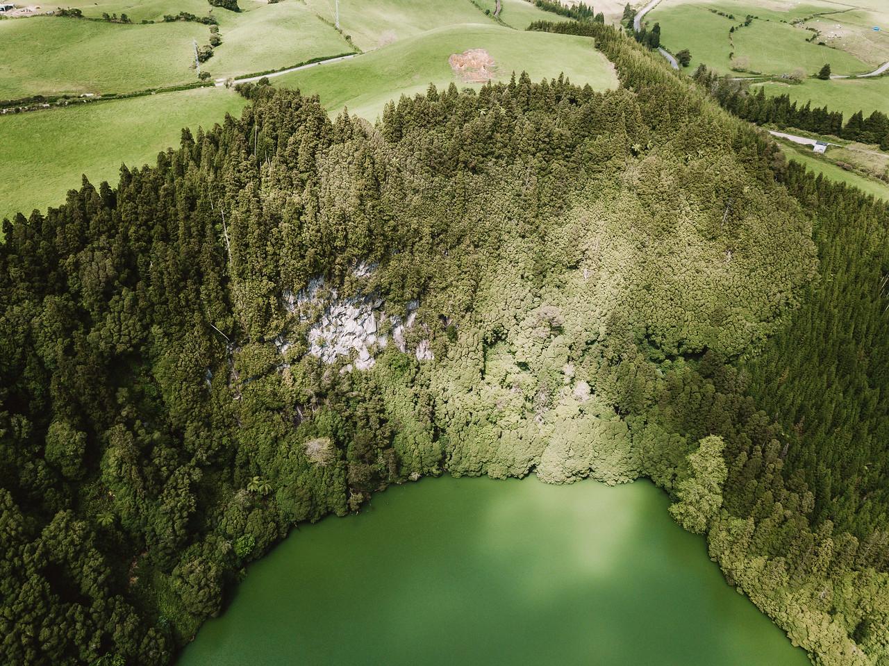 Lagoa do Congro - São Miguel, Açores