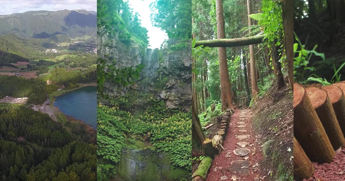 Imagens incríveis do Parque Grená – Furnas
