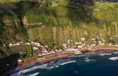 Santa Bárbara, Santa Maria - Açores