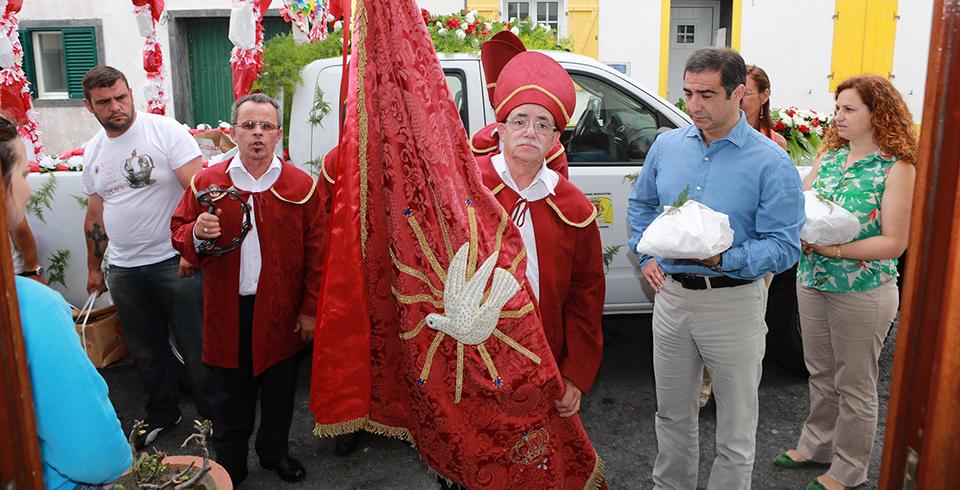 Festas do Divino Espirito Santo - Ponta Delgada - São Miguel, Açores