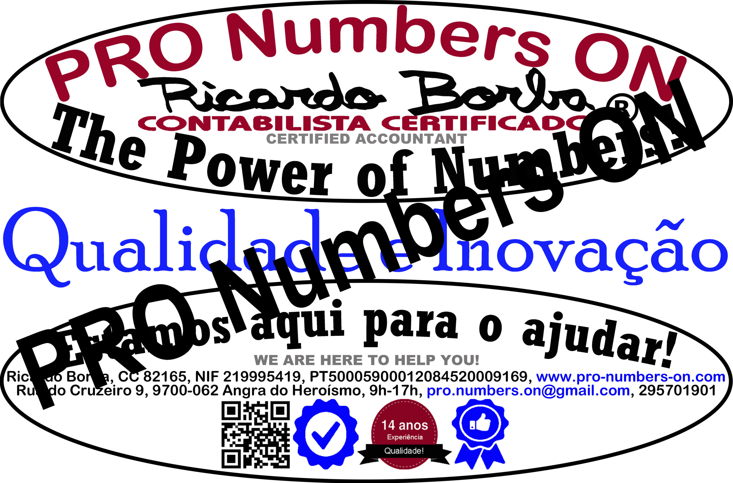 PRO Numbers ON