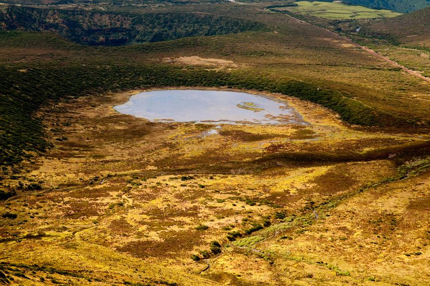 Lagoa Branca - Flores - Açores
