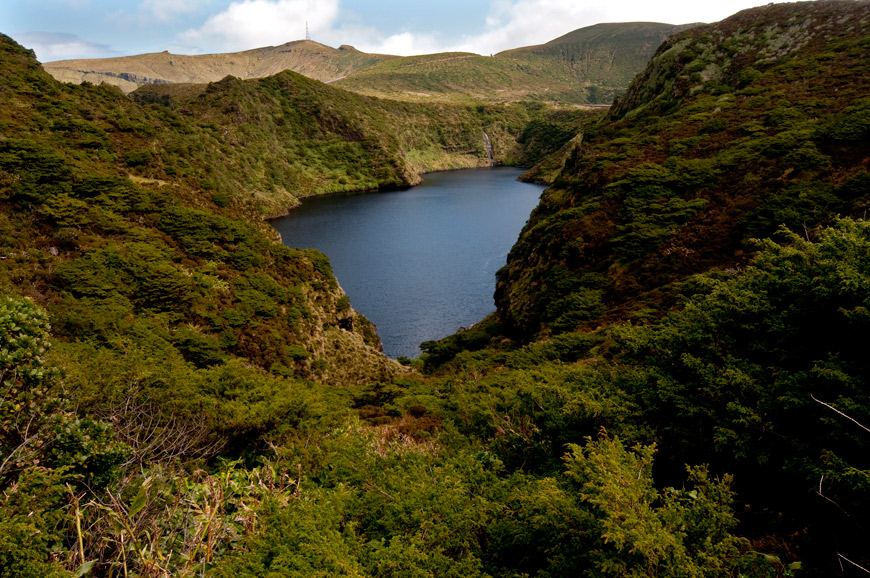 Lagoa Comprida - Flores, Açores