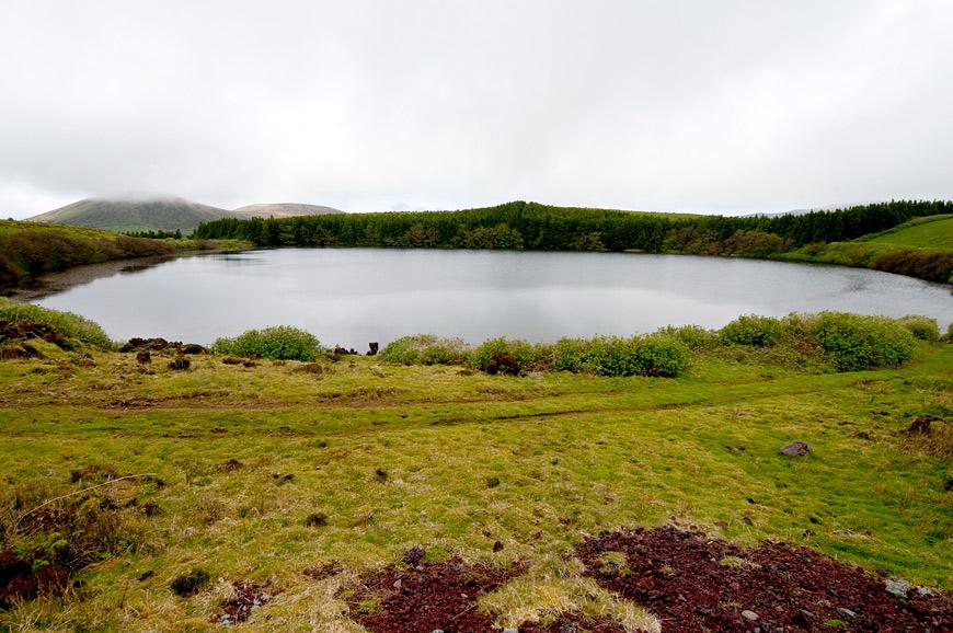 Lagoa da Lombra - Ilha das Flores, Açores