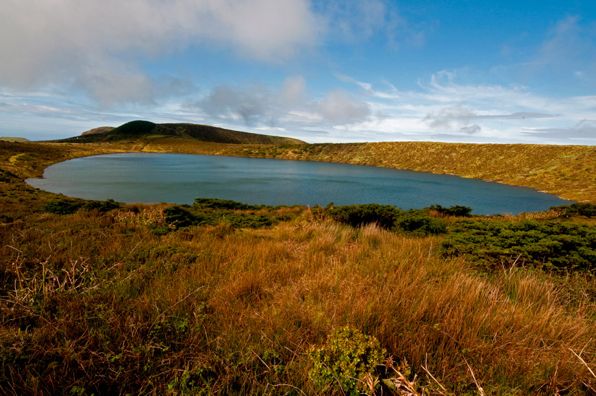 Lagoa Rasa - Flores, Açores