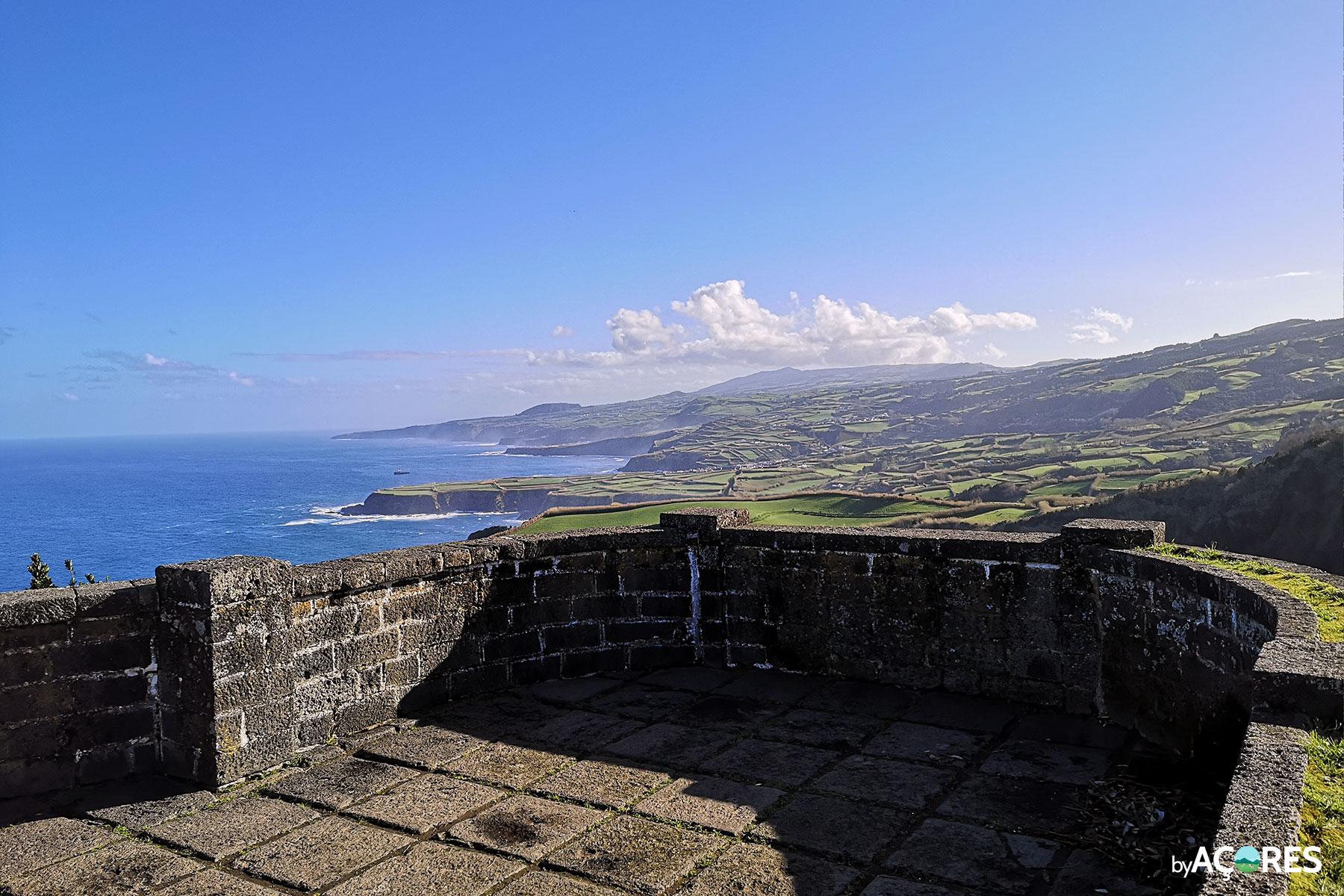 Miradouro de Santa Iria - Ribeira Grande - São Miguel, Açores