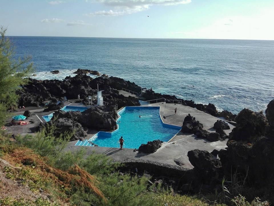 Piscinas Castelo Branco - Faial, Açores