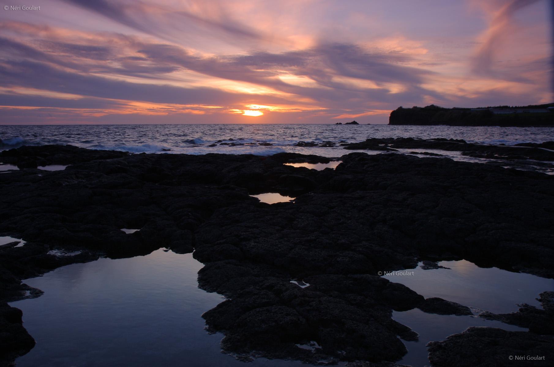 Poça da Rainha - Faial - Açores