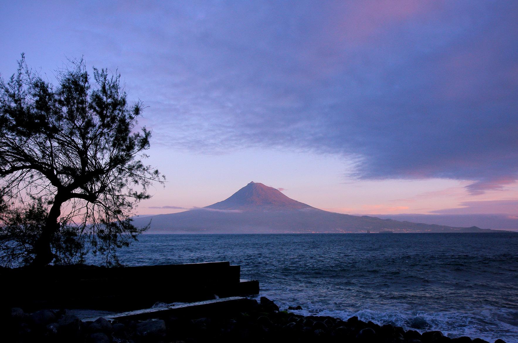 Porto da Ribeirinha - Faial, Açores