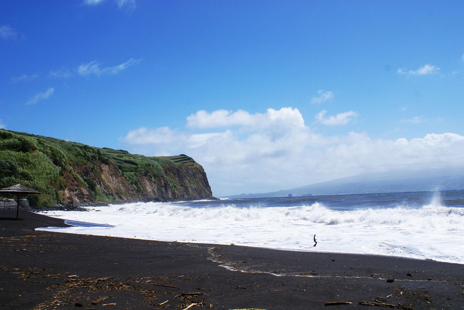Praia da Conceição, Faial - Açores