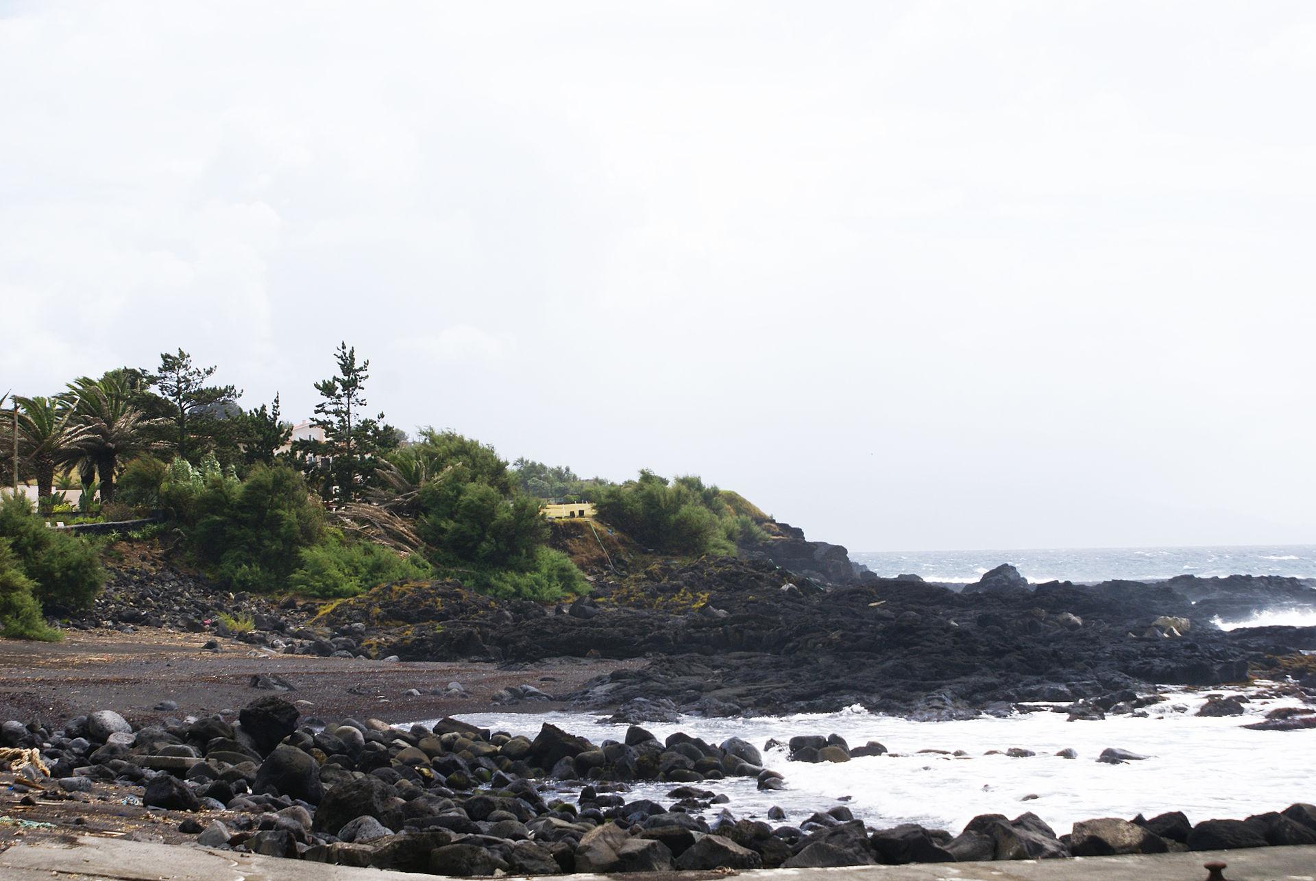 Praia da Feteira - Faial, Açores