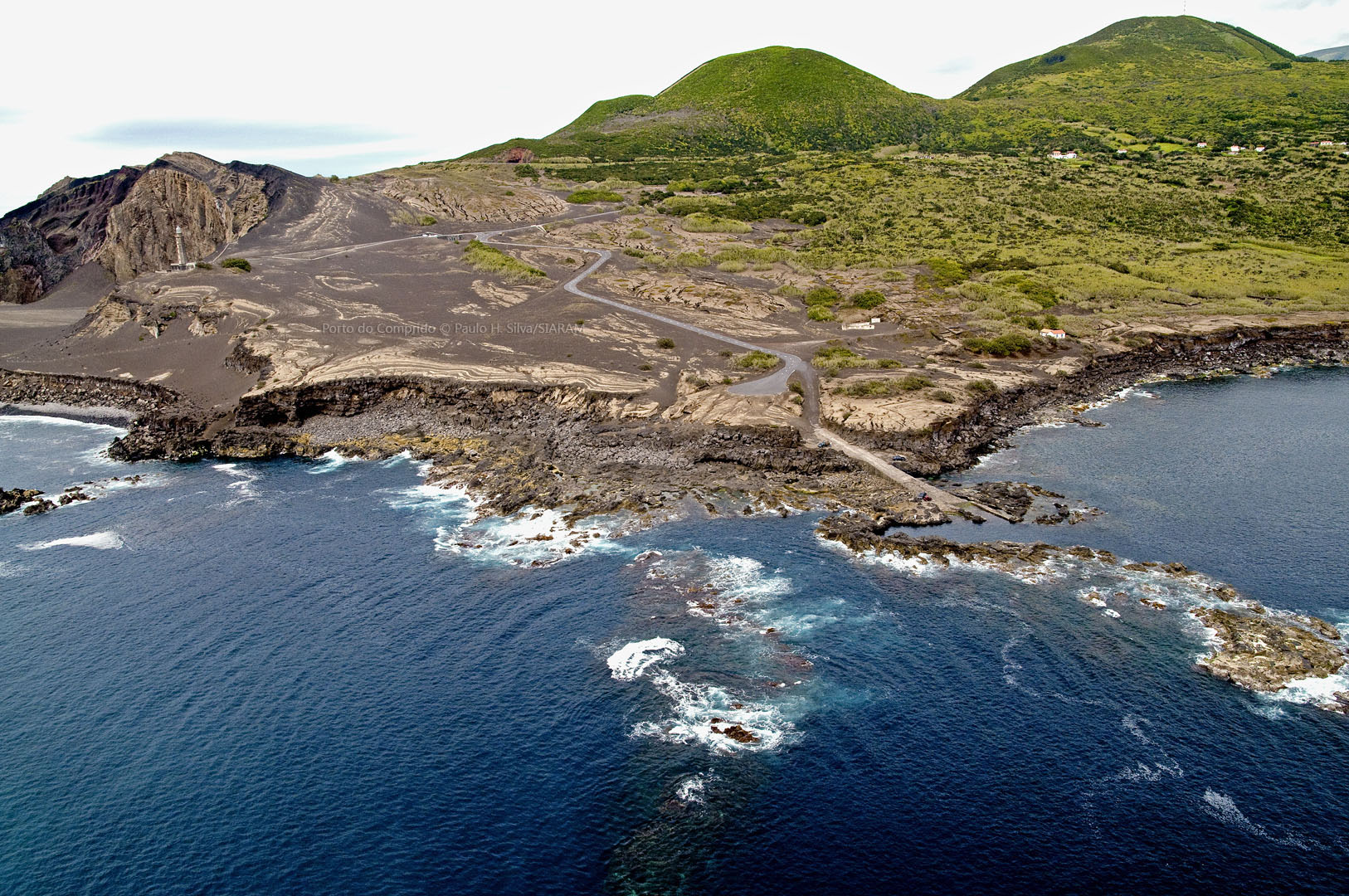 Praia do Comprido - Faial, Açores