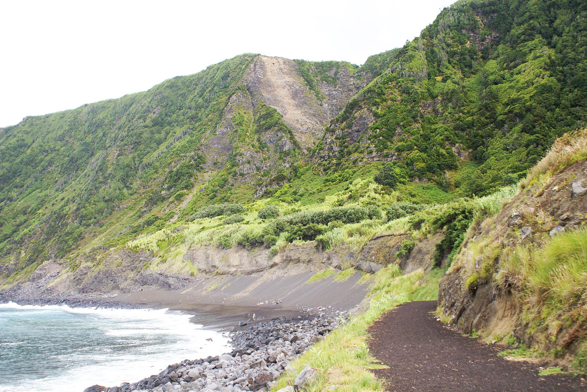Praia do Norte - Faial, Açores