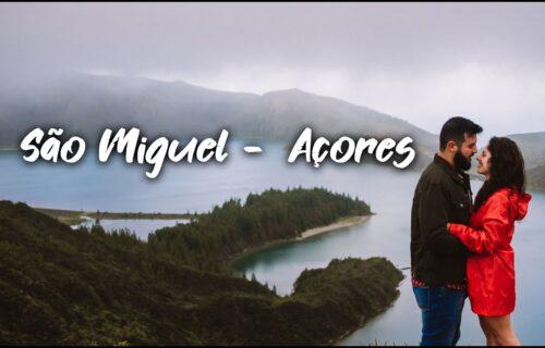 O resumo de uma viagem de 5 dias a São Miguel com amigos