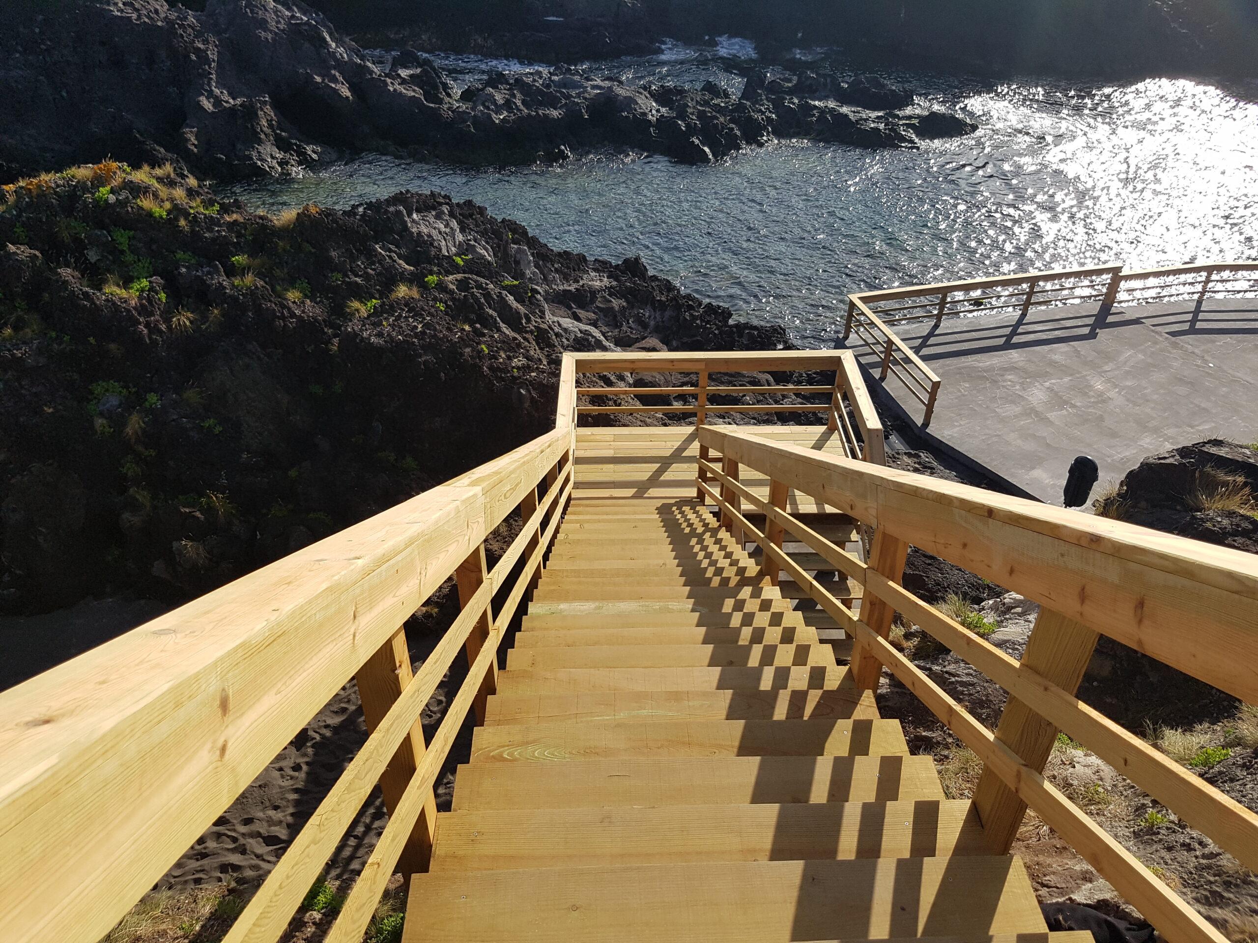 Piscinas Naturais da Salema - Santa Cruz das Flores - Ilha das Flores - Açores
