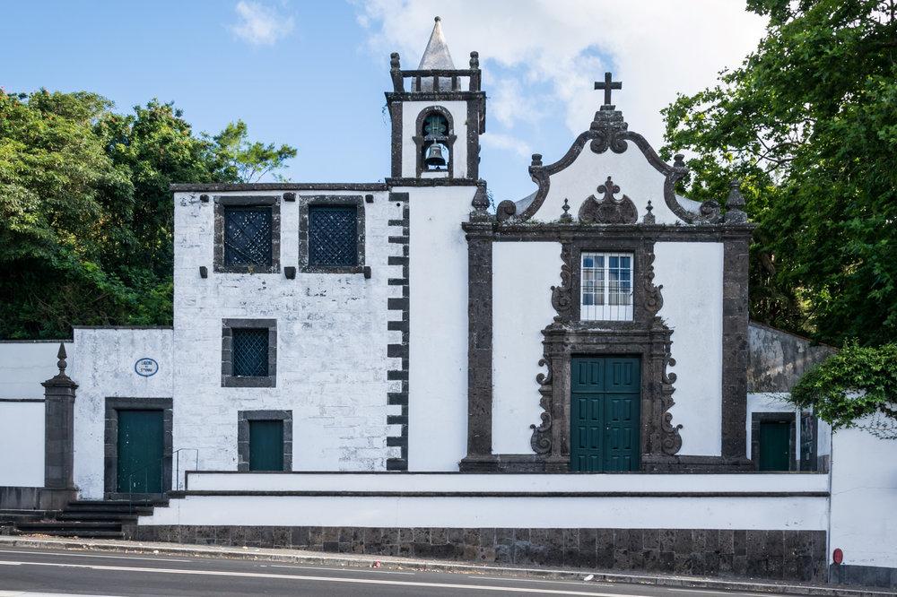 Capela de Sant'Ana - São Miguel - Açores