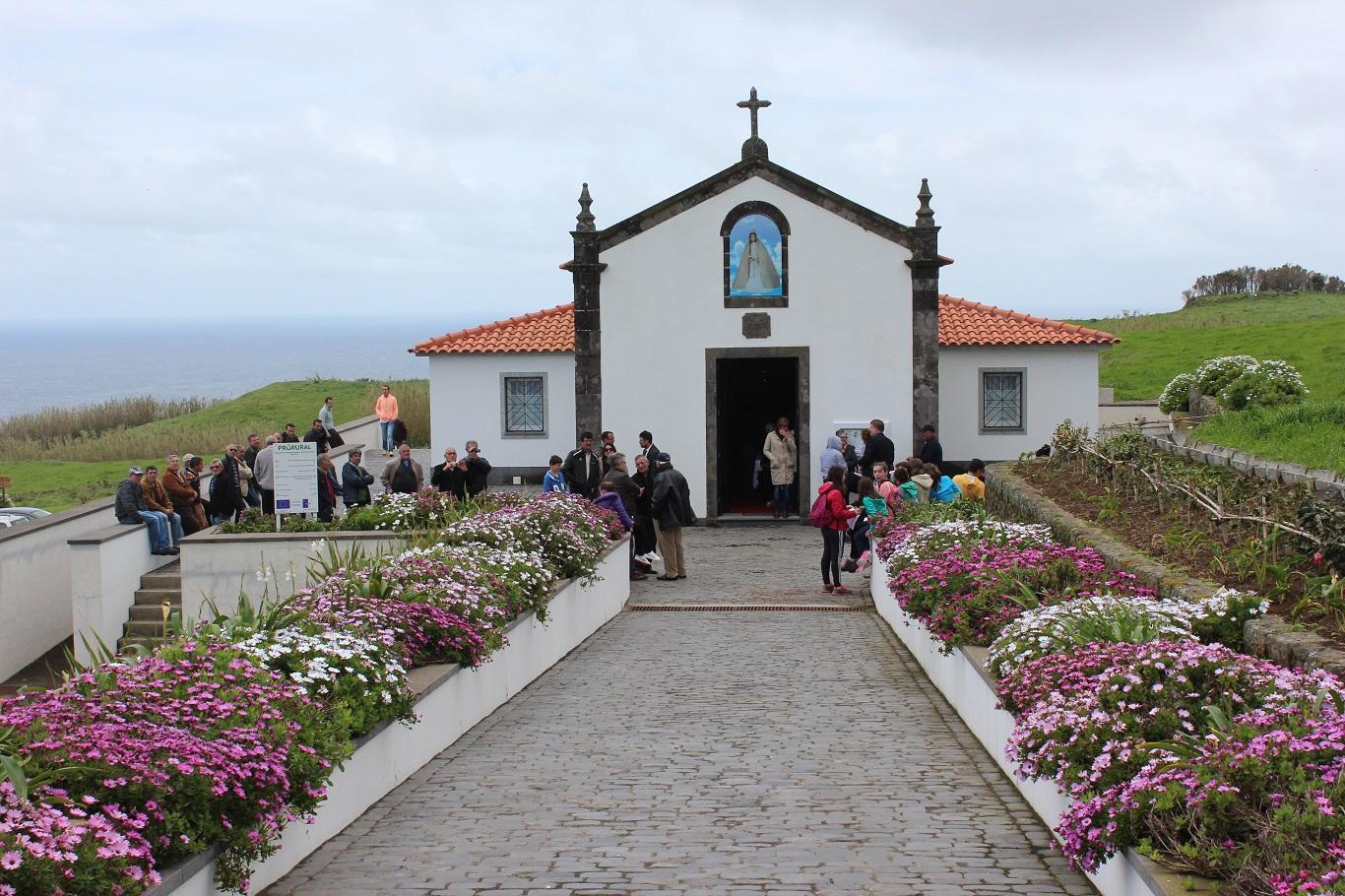 Capela Nossa Senhora do Pranto - Nordeste, São Miguel - Açores