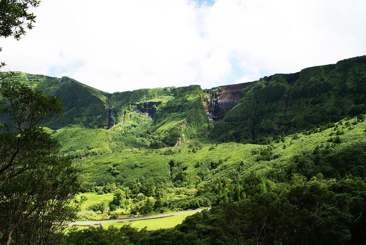Fajã Grande - Ilha das Flores, Açores