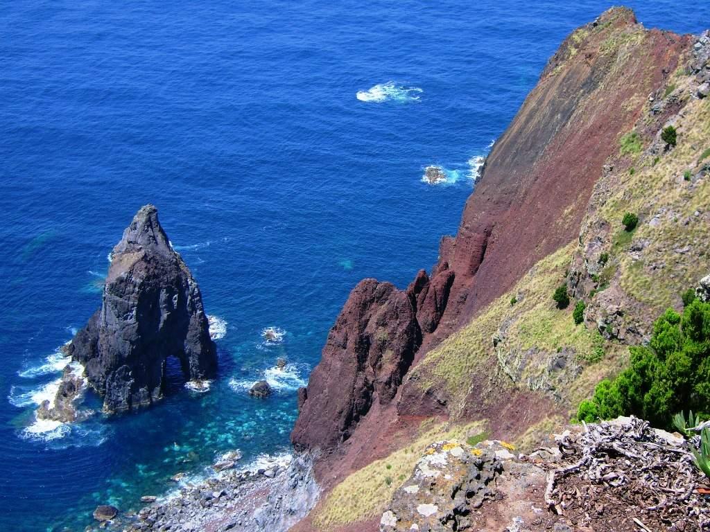 Ilhéu Ponta dos Rosais, São Jorge, Açores