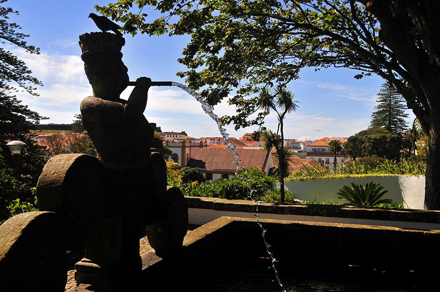 Jardim Duque da Terceira - Angra do Heroísmo - Ilha Terceira, Açores