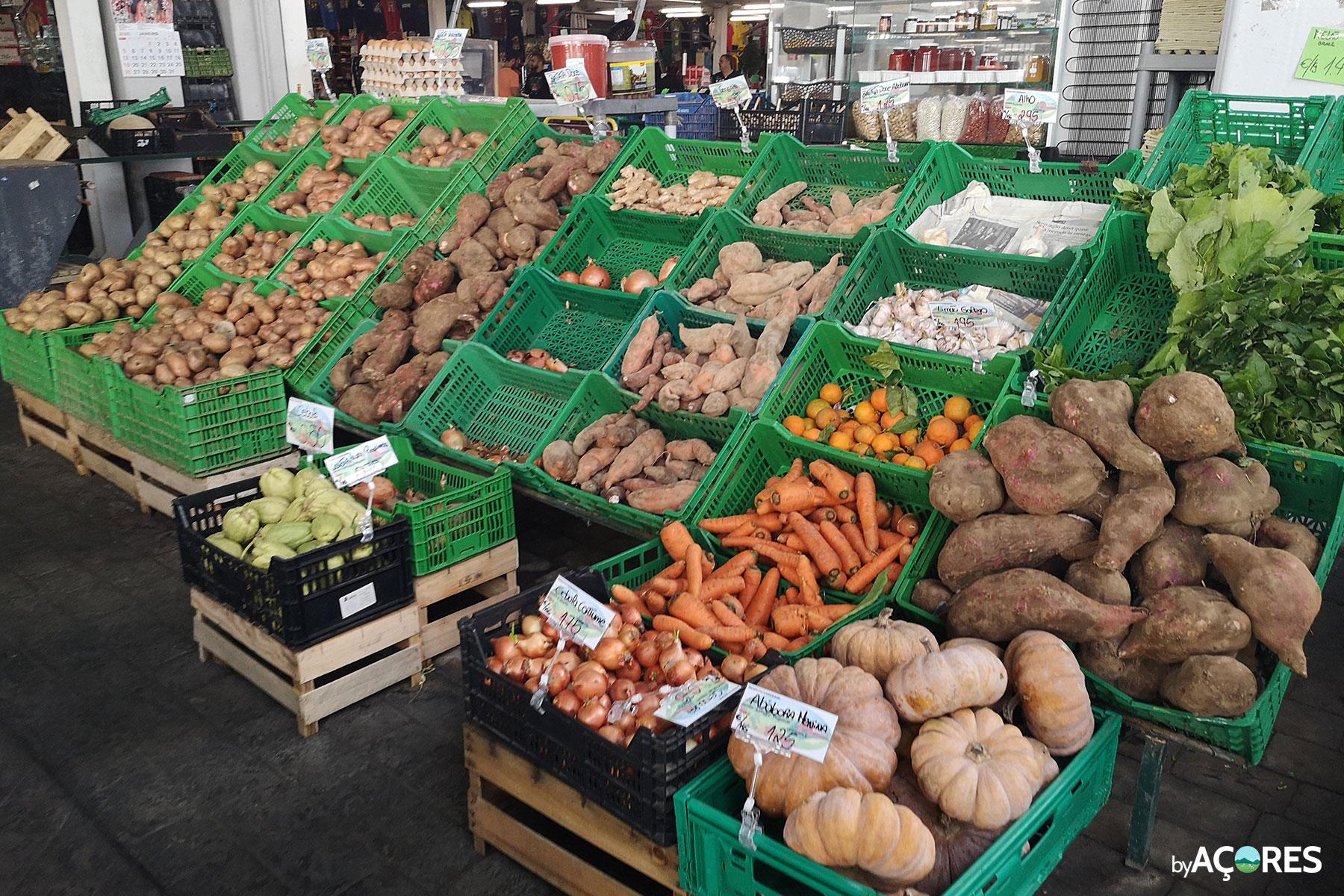 Mercado da Graça - Ponta Delgada, São Miguel - Açores