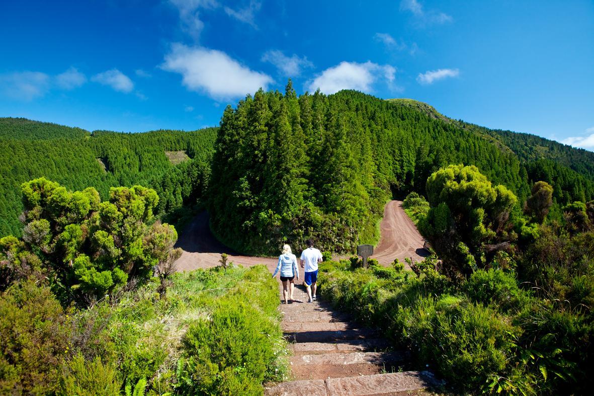 Miradouro da Serra da Tronqueira, Nordeste - São Miguel, Açores