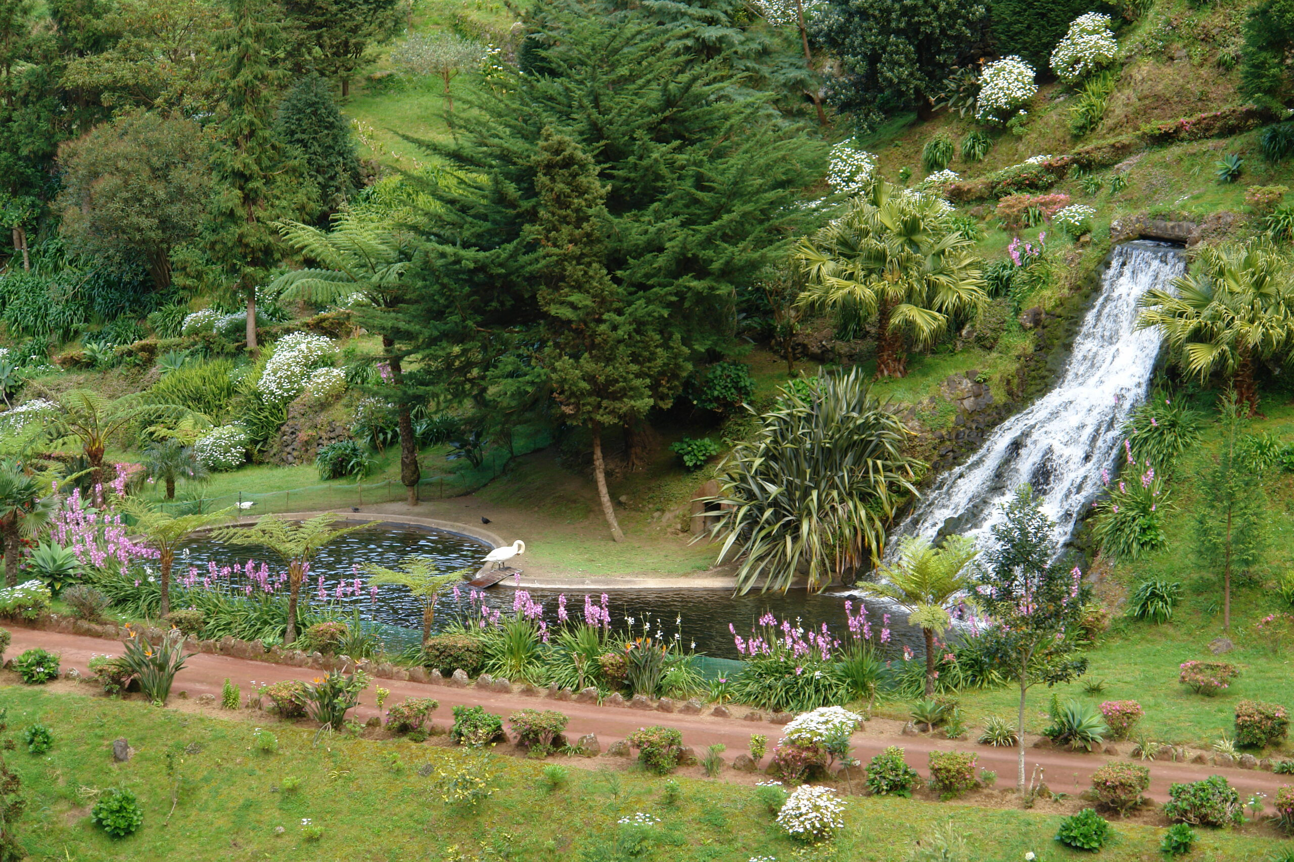Parque Ribeira do Guilherme, São Miguel - Açores