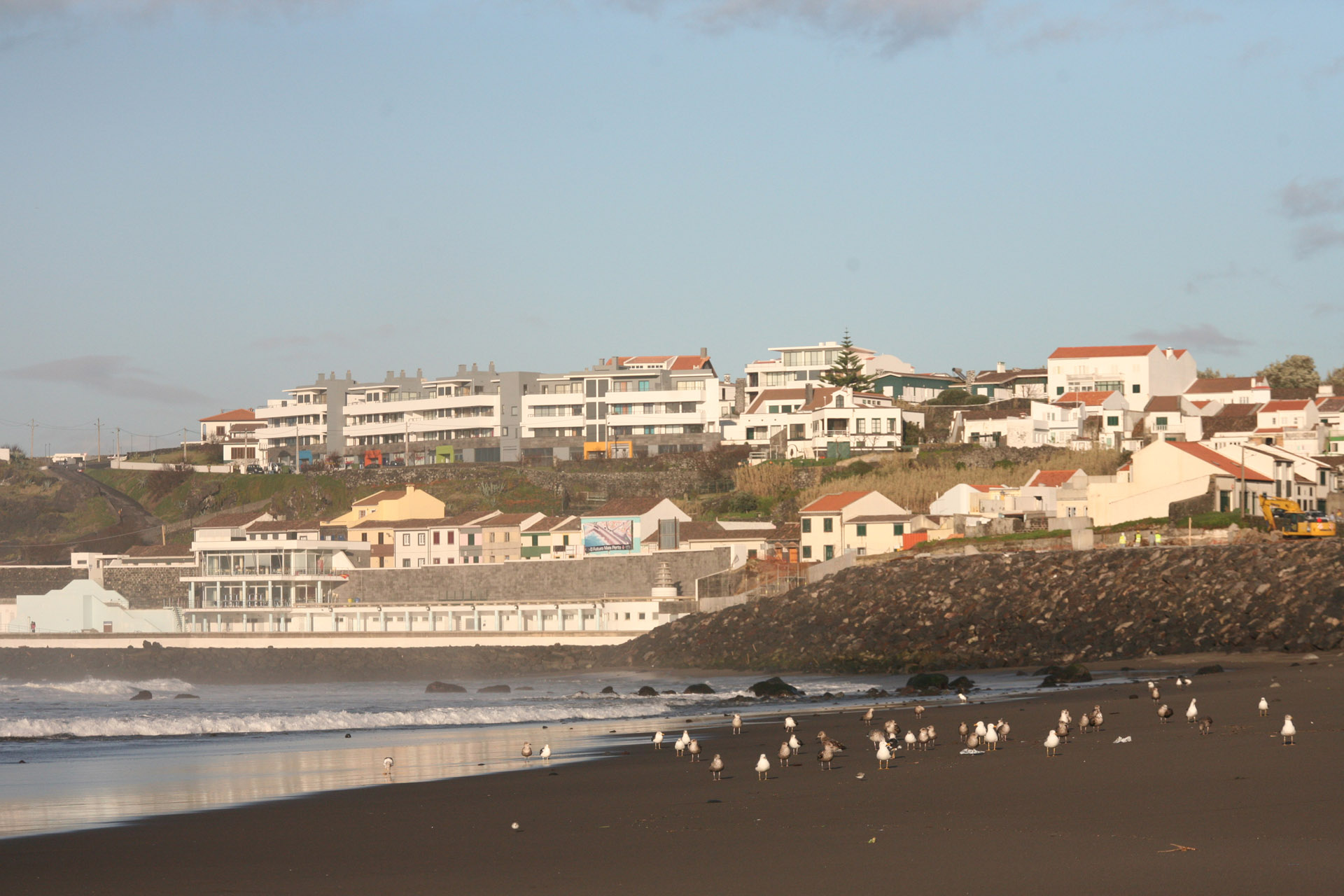 Praia do Monte Verde - São Miguel, Açores