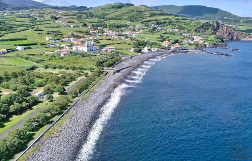 Praia do Almoxarife - Ilha do Faial - Açores