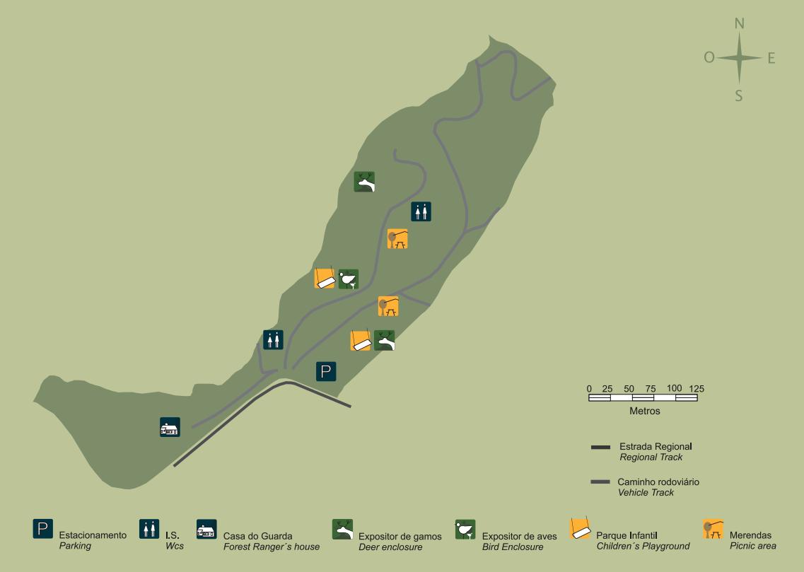Mapa Cerrado dos Bezerros