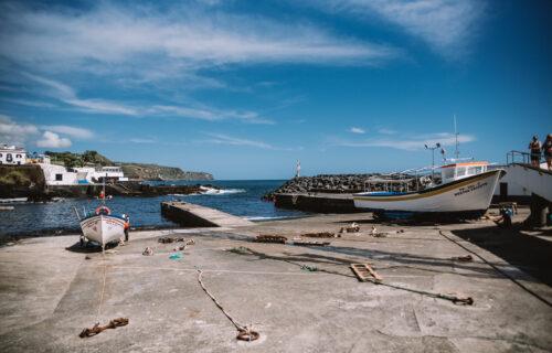 Porto da Lagoa / Porto dos Carneiros