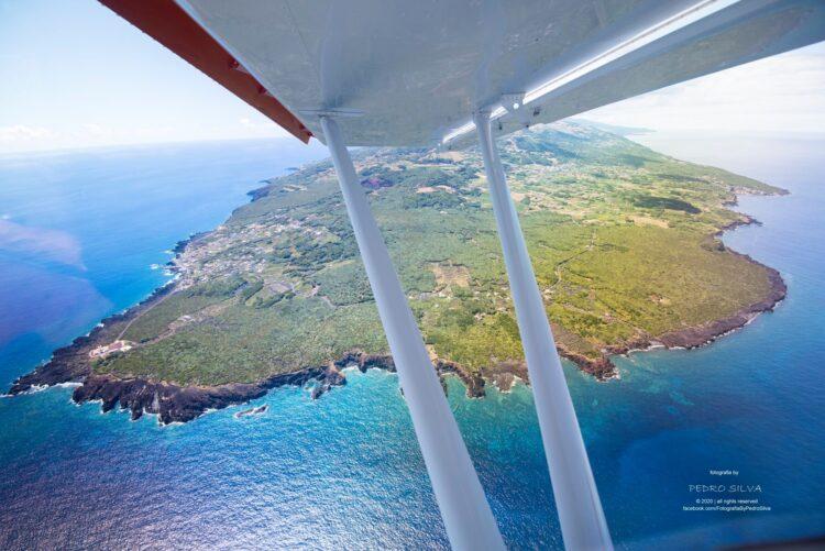Farol Manhenha, Ilha do Pico